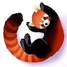 Red Panda by Tami Wicinas