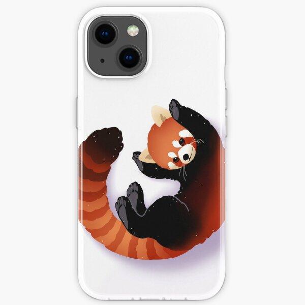 Red Panda iPhone Soft Case