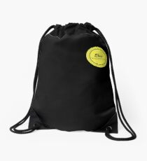 the small logo Drawstring Bag