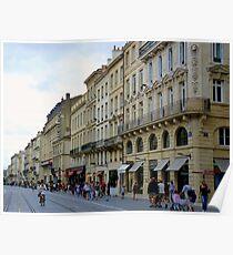 Streetscape I Poster