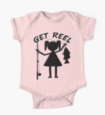 GET REEL GIRL One Piece - Short Sleeve