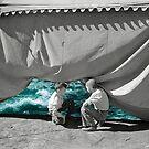 Tent by Merve Ozaslan