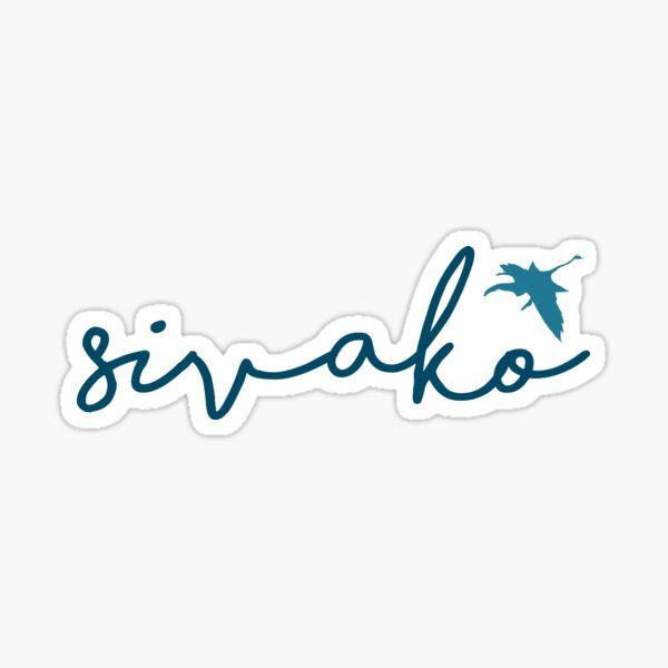 SIVAKO! Sticker