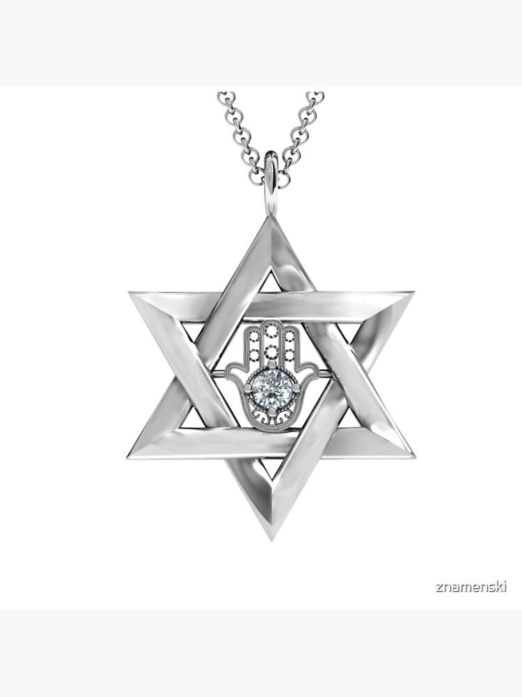 #Jewish #jewelry, #symbol, #design, crystal, gold, gift, sign, decoration, gemstone, shiny, precious gem, jew, jews by znamenski