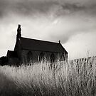 Old Church, Fife, Scotland by Phill Jenkins