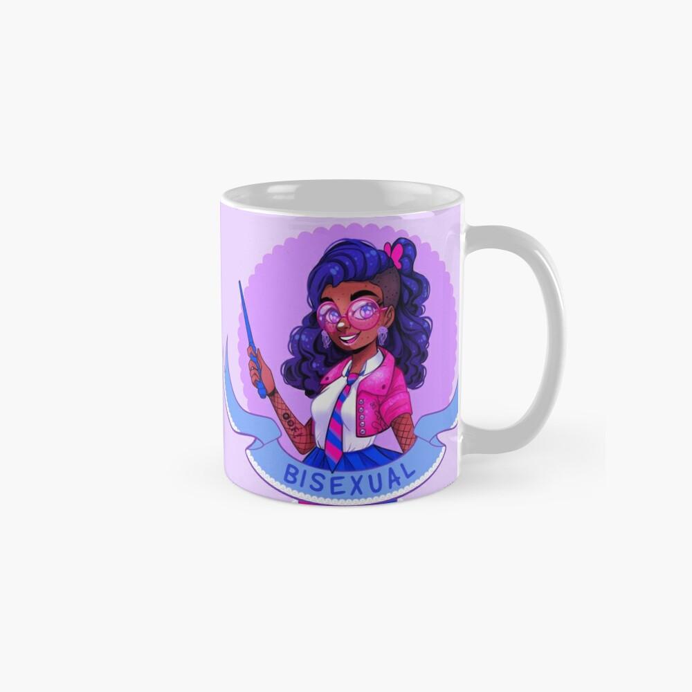 I was sorted into the Bisexual House Mug