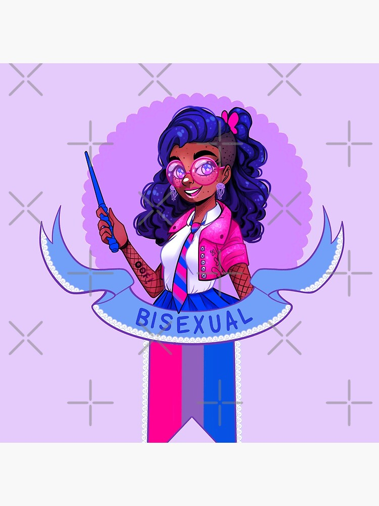 I was sorted into the Bisexual House by evocaitart