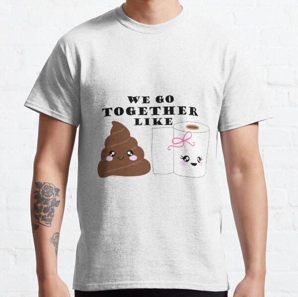Mens Santa Clogged My Toilet Tshirt Funny Christmas Party Toilet Poop Graphic