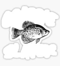 CRAPPIE SLAYER Sticker