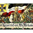 The Kaiser called and everyone came.,1914  by edsimoneit