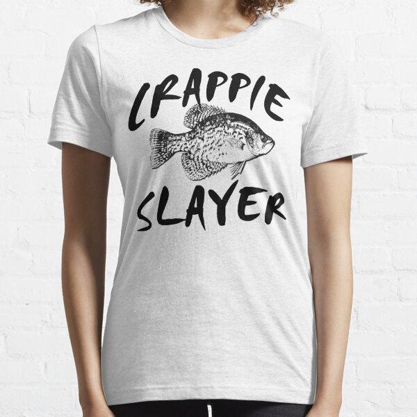 CRAPPIE SLAYER Essential T-Shirt