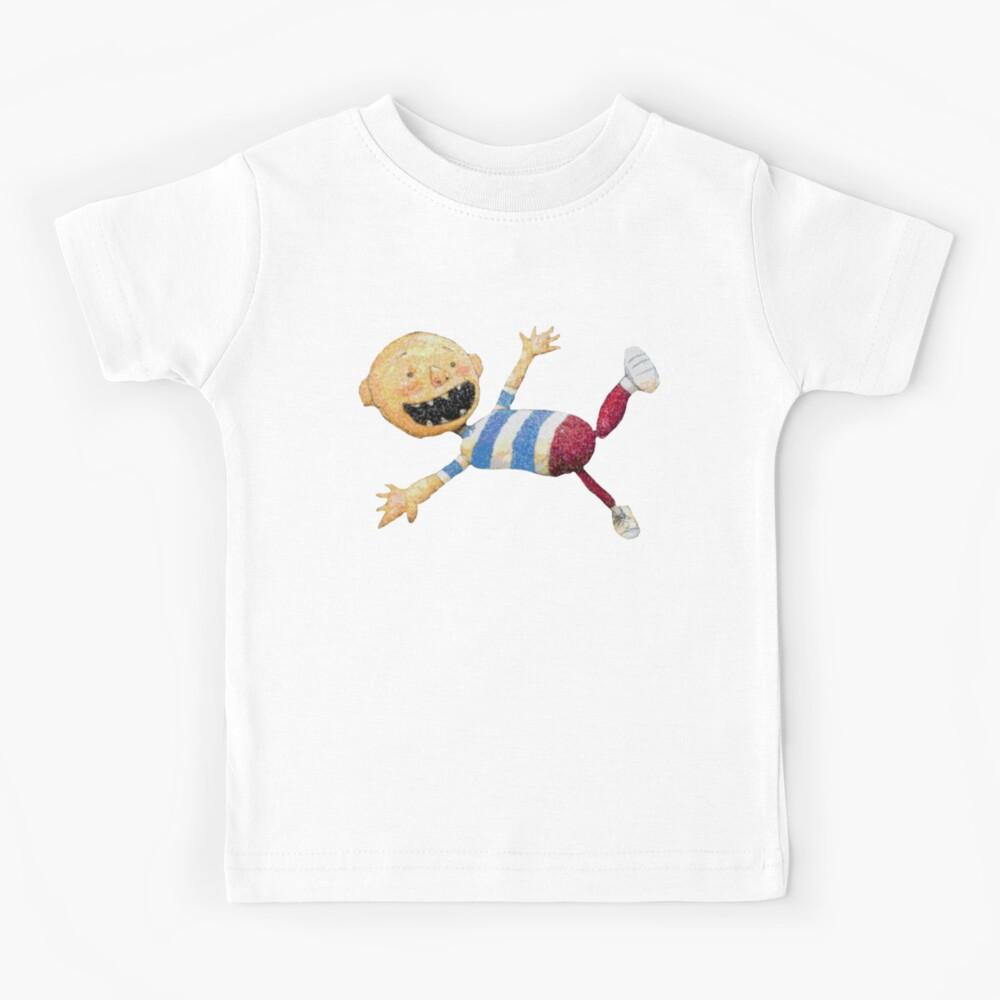 no David! Kids T-Shirt