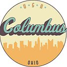 «sello vintage - columbus» de arielledesigns