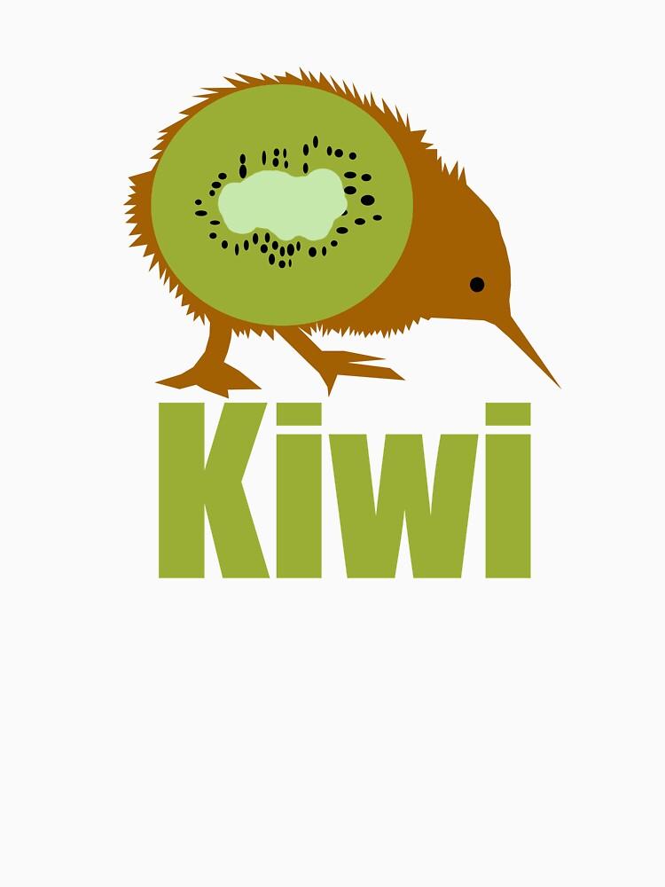 Kiwi by sorakaji