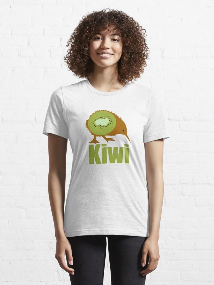 Alternate view of Kiwi Essential T-Shirt