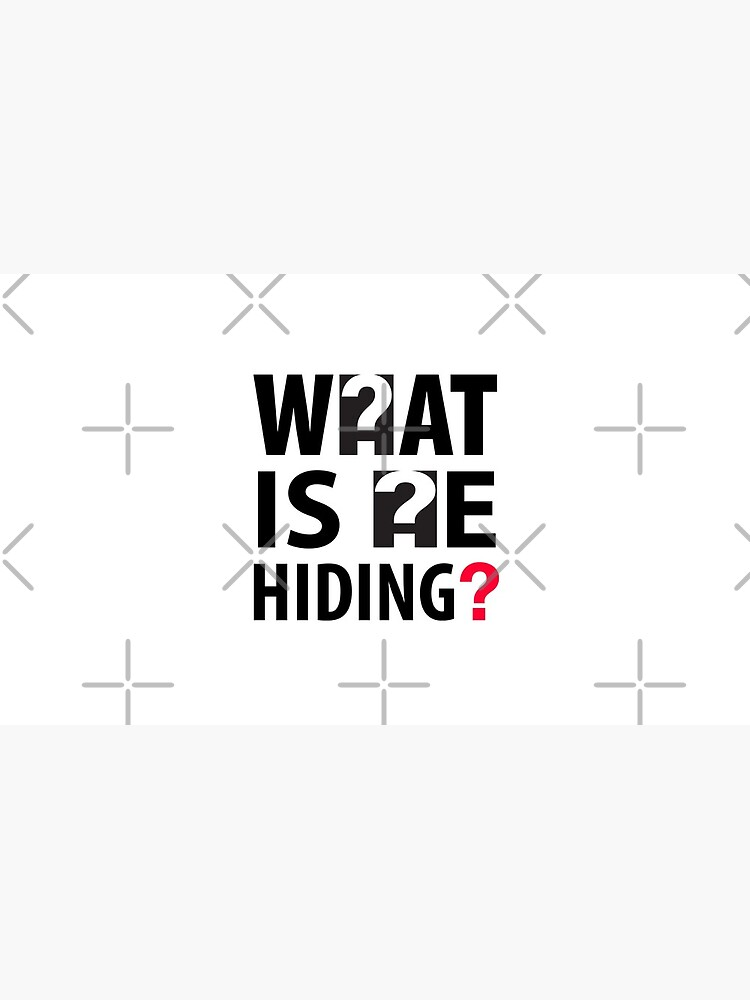 What Is He Hiding? by toriamac