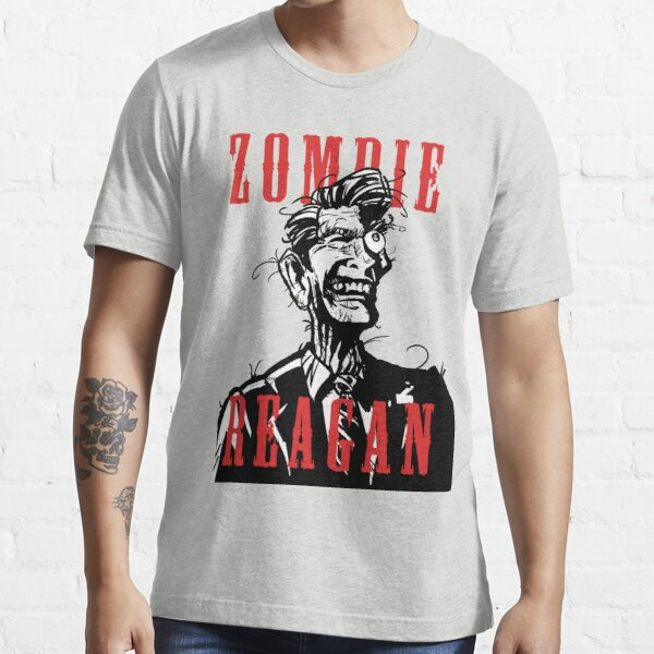 Zombie Reagan RBW Essential T-Shirt