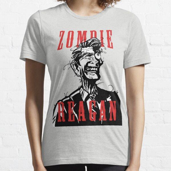 Zombie Reagan RBW Essential T-Shirt