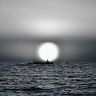 In Front Of The Sun by Komang