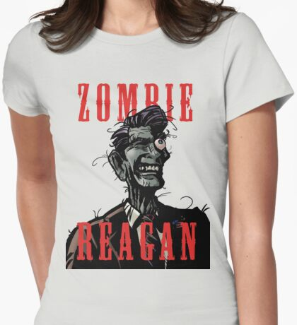 Zombie Reagan in Color T-Shirt