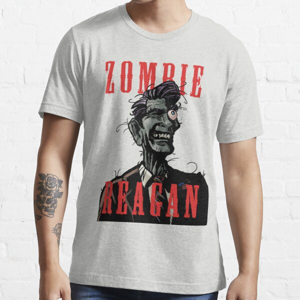 Zombie Reagan in Color Essential T-Shirt