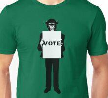 Monkey See, Monkey Do - Vote For Me! Unisex T-Shirt