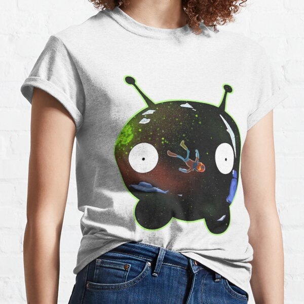Final Space Mooncake et Gary T-shirt classique