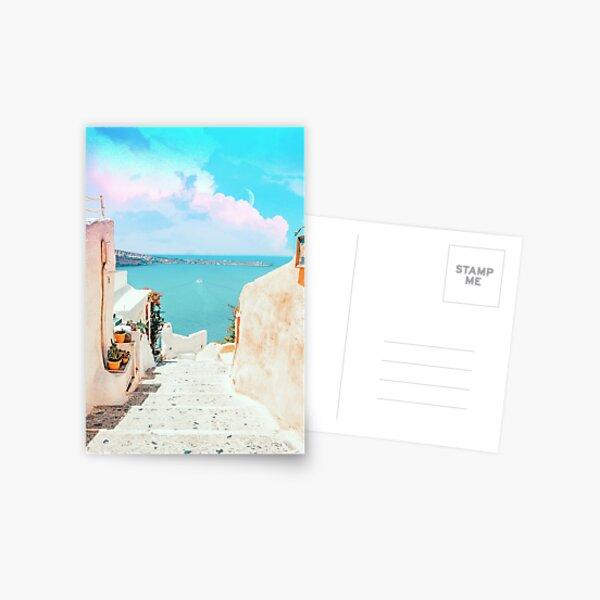 Surreal Greece #photography #travel  Postcard