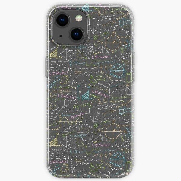 Math Lessons iPhone Soft Case