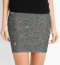 Math Lessons Mini Skirt