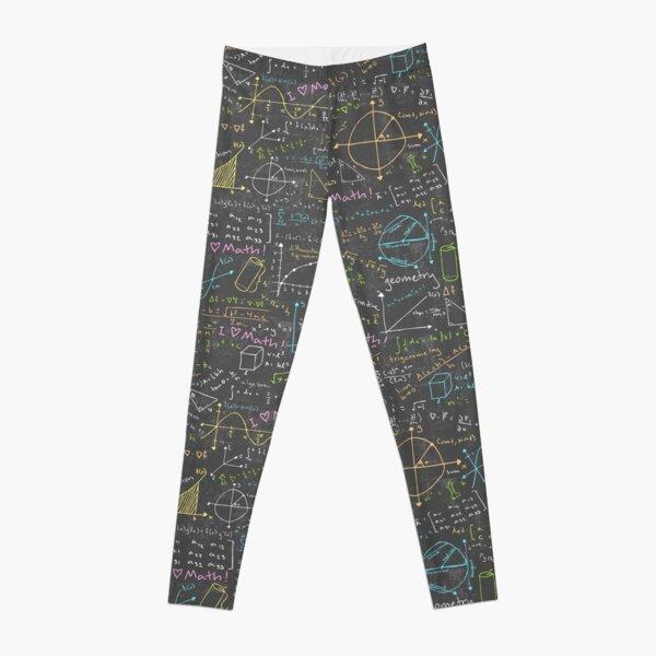 Math Lessons Leggings