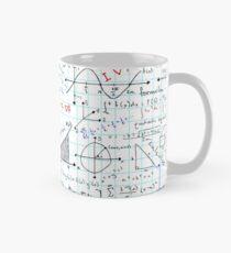 Mathematikhausaufgaben Tasse (Standard)