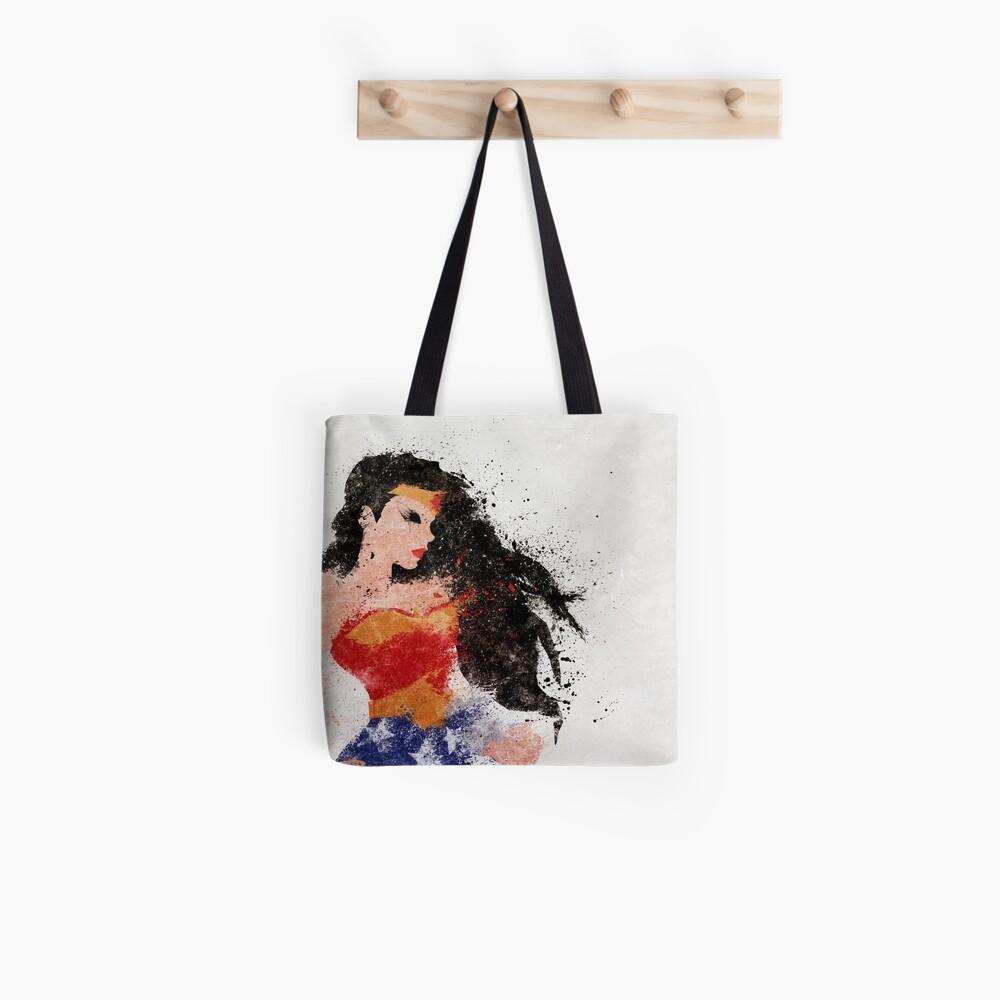 Justice Tote Bag