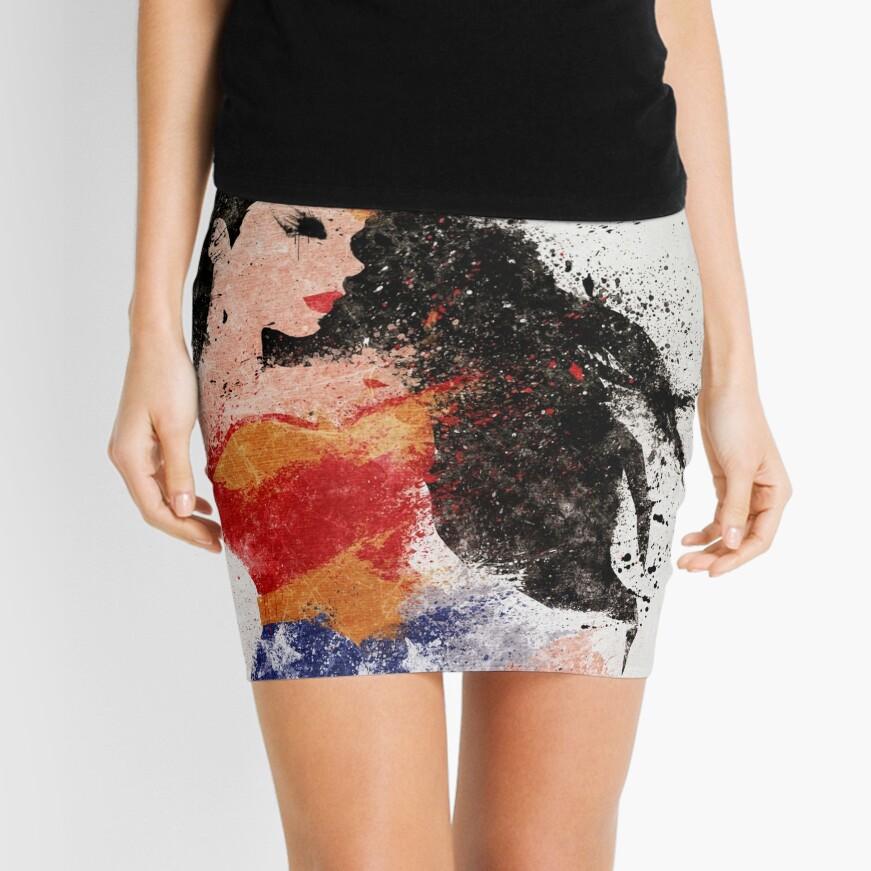 Justice Mini Skirt