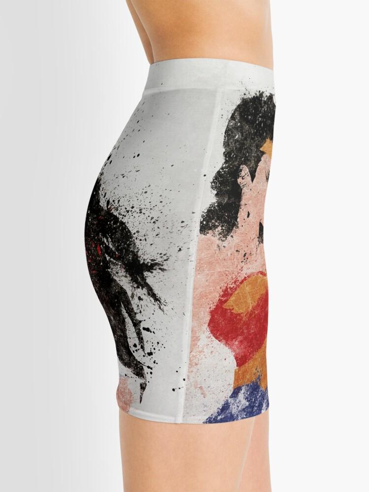 Alternate view of Justice Mini Skirt