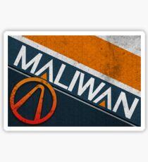 Maliwan logo Sticker