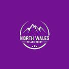 NWRD League Logo - white by nwrdmerch