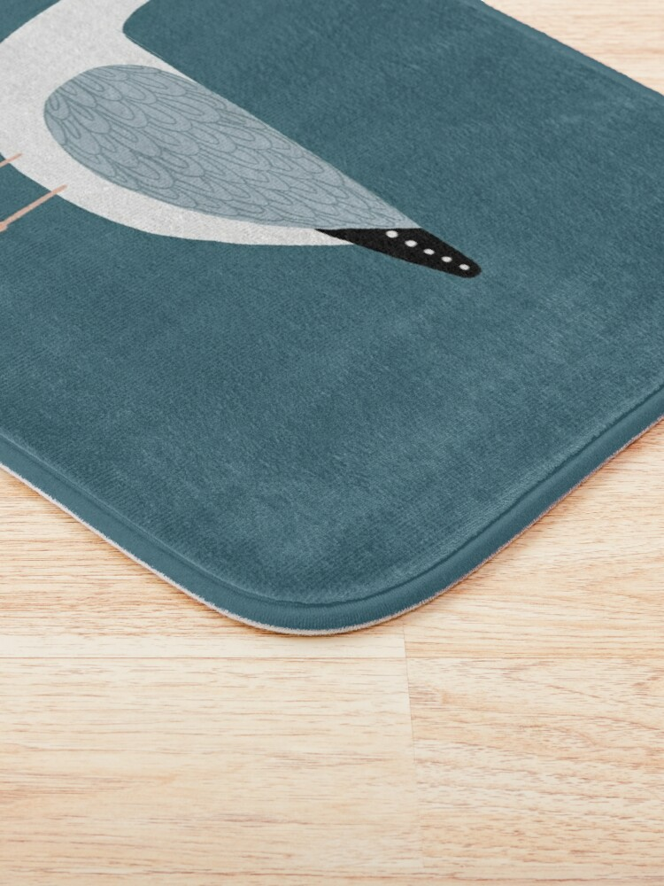 Alternate view of Seagull Standing Bath Mat