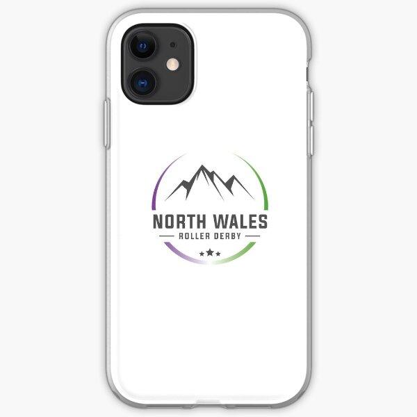 NWRD League Logo iPhone Soft Case