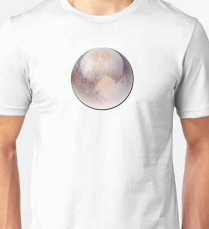 Pluto Marble T-Shirt
