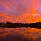 Sky stripes by LudaNayvelt