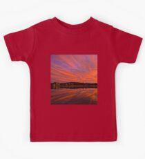 Sky stripes Kids Clothes
