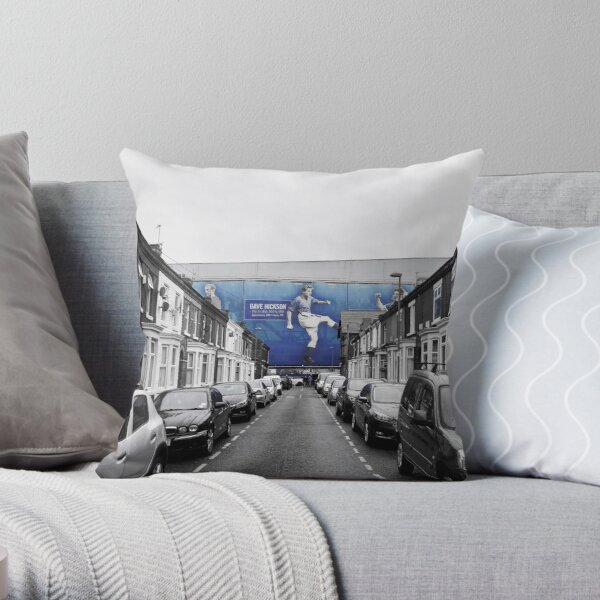 When Saturday Comes Throw Pillow