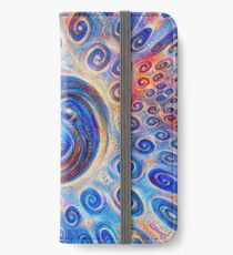 #Deepdreamed Abstraction iPhone Wallet/Case/Skin
