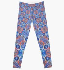 #Deepdreamed Abstraction Leggings