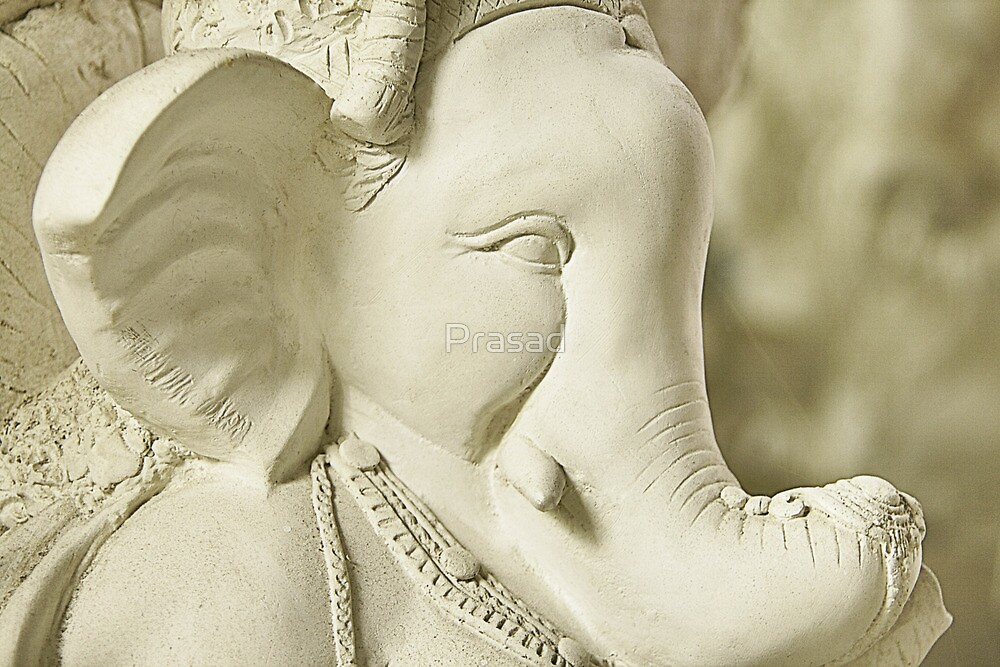 Moods of Lord Ganesh & the making of idols #3 by Prasad