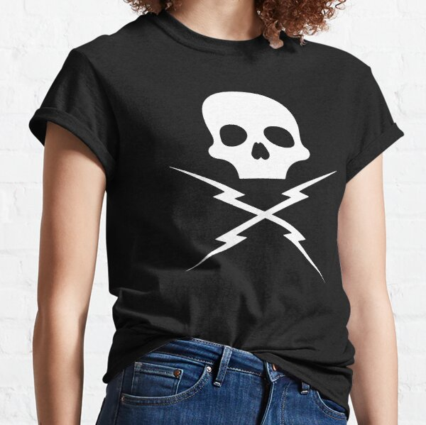 Death Proof Skull Classic T-Shirt