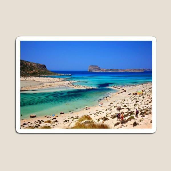 Balos magic - Crete island Magnet