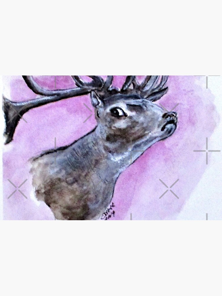 Croatian Stag by cjkell