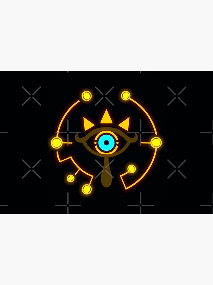 Sheikah Eye by LaPetiteBelette